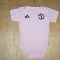 Baju Bola Bayi / Baby Romper Bayi / Baby Jumper Bayi MU Pink