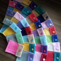 dompet mini flanel amplop lebaran anak paket hemat