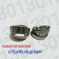 Komstir racing model bambu honda cb gl mp tiger win c70 star
