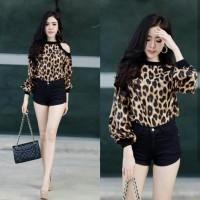 BL Savana loreng [Baju Atasan Wanita 0117] SCF