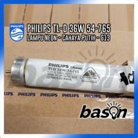 PHILIPS TL-D 36W/54-765 - Lampu Neon 1200mm