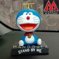 Pajangan Goyang Bobblehead Bobble Head Figure Figurin Doraemon Baling
