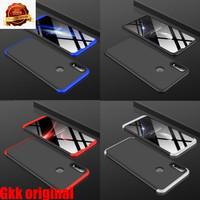Case zenfone max pro m2 armor full cover gkk original
