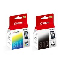 Cartridge Canon PG 810 Black dn CL 811 Color Original