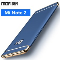 Casing xiaomi mi note 2 case mi note2 back cover hard protective