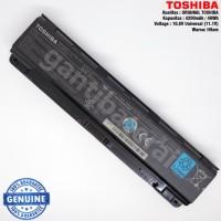 Original Baterai Toshiba C800 C800D C840 C840D C845 C870 PA5024