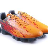 Sepatu Bola Ortuseight Blizzard FG - Tangerine B12sb1223
