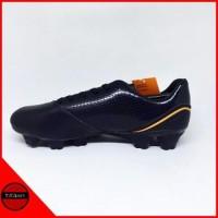 Sepatu Bola Ortuseight Genesis FG Black Ortrange Original B12sb1834