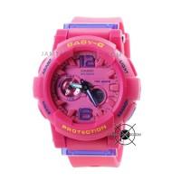 Jam Tangan Baby-G BGA-180-4B3 Pink Magenta Ori BM