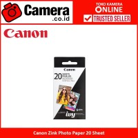 Canon Zink Photo Paper 20 Sheet