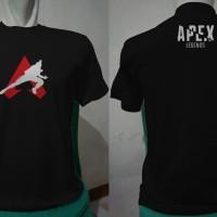 Kaos t shirt diatro APEX LEGENOS murah keren.