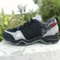 Sepatu Adidas AX2 V2 Go Trex Black Grey Harga Distributor Paling Murah