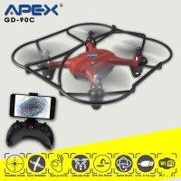 Apex Drone GD-90C 480P HD CAMERA WIFI Real Time FPV & Gesture Photo