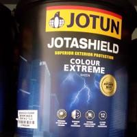 CAT TEMBOK EXTERIOR JOTUN JOTASHIELD COLOUR EXTREME 5500-N UK. 2,5 LTR