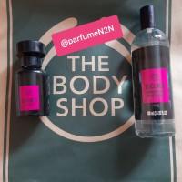 Paket body shop Black Musk edt 30ml + Body mist 100ml