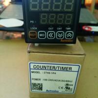 Counter timer Model : CT4S-1P4 POWER:100-240VAC (50/60HZ) AUTONIC