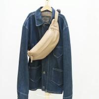 Waistbag Kulit asli - tas kulit asli pria wanita premium tas kamera