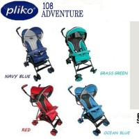 (Baby Club Itc Bsd) stoller pliko adventure2/buggy pliko adventure2