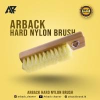 Arback Hard Nylon Brush - Sikat Kasar Nilon - Sikat Sepatu