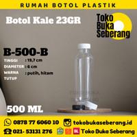 Botol Plastik Kale 500 ml (B) / Botol jus / Botol air / pet / Murah