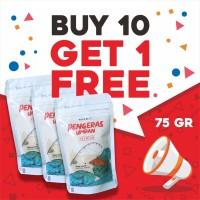 Beli 10 Gratis 1 pengeras umpan mncing premium tnpa aroma By Nusa Bait