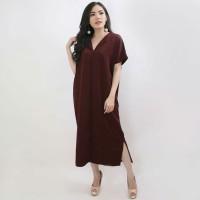 Baju Atasan Wanita Drees Maxi Panjang ALYSA drees best seller