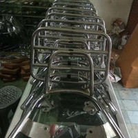 Back Rack scoopy /sandaran scoopy aksesories motor scopy