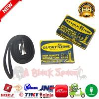 Ban dalam Sepeda Fixie Lucky Stone High Quality ukuran 700