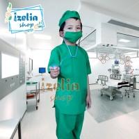 Kostum Dokter Bedah Anak Baju Karnaval Profesi