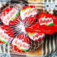 Mini Babybel Full Fat Cheese 110gr