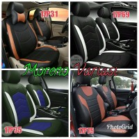 Sarung Jok Mobil All New Jazz RS 2015 2016 POPULER