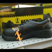 Sepatu Safety Krisbow Hercules 4Inchi Berkualitas
