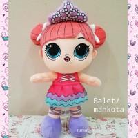 Boneka LOL Surprise Ballet Balet Mahkota Crown