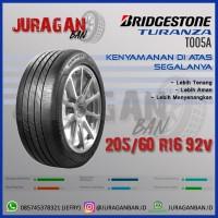 Bridgestone Turanza T005A 205/60 R16 Ban Mobil Mercedez Suzuki Ford