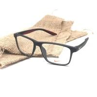 Frame Kacamata Minus Pria NIKE SPORT   Lensa Antiradiasi