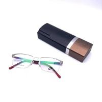Frame Kacamata Minus Baca Pria NIKE METAL SPORT   Lensa Antiradiasi