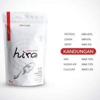 HIRO premium koi food/M/High Growth/pakan ikan/sankoi