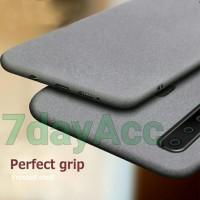 super thin Sandstone Doft TPU Soft Case Samsung A50