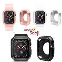 Rugged Armor - Silicone Rubber Case Apple Watch 40 44 mm Series 4 5 6