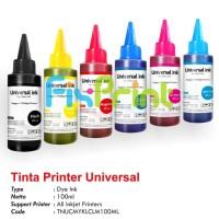 Tinta Printer Canon IP2770 2770 1Refill Isi Ulang Infus Botol 100ml