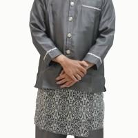 Baju Kostum Seragam Hadroh Jas Koko Jasko Beskap Sunda Abang None