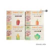 Mennosato Organic Baby Noodle 200GR - Carrot