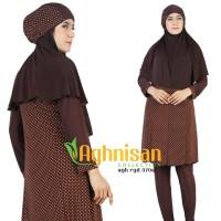 Size XXL BAJU RENANG MUSLIMAH MODEL STANDAR by aghnisan