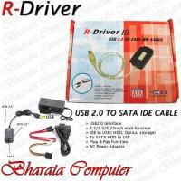 USB to Sata IDE HDD 3.5 / Converter IDE/ATA-SATA to USB R Driver