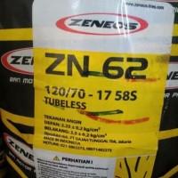 Ban Zeneos 120/70-17 Zn62
