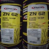 Ban Zeneos Tubeless 90/80-14+110/70-14 Zn62