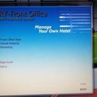 Century Hotel Management Software modul Online