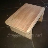 bangku kayu /jengkok