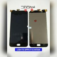 LCD OPPO A59 ORI BLACK+T/S (F1S)