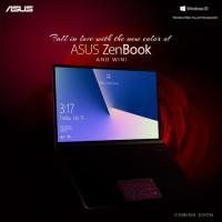 Asus Zenbook UX433FN - i7 8565U 16GB 512G MX150 2GB W10 14 FHD NUMPAD